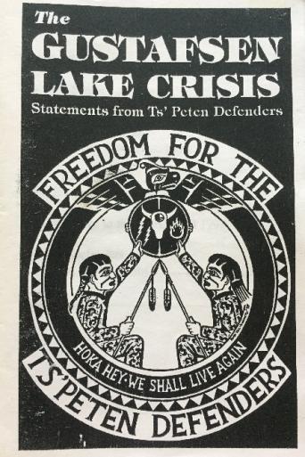 Gustafsen Lake Crisis - Cover