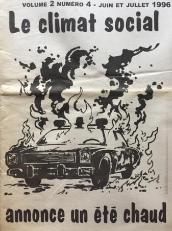 Démanarchie - Climat social