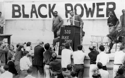 carmichael - black power