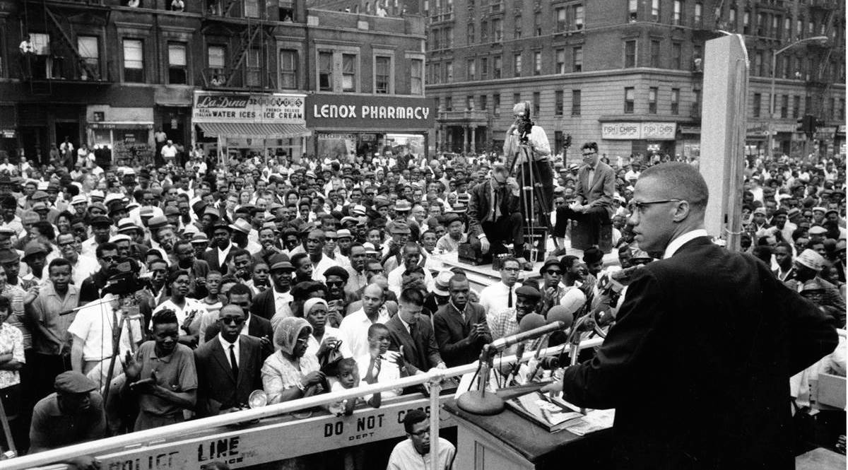 malcolm x - discours