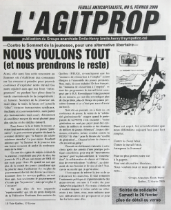 AGITPROP - Collectif Emile-Henry - 2000