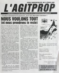 AGITPROP - Collectif Emile-Henry - 2000
