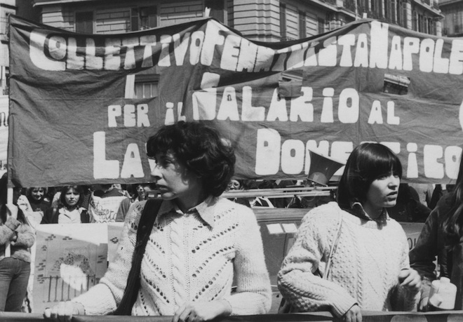 Premier mai à Naples - Mariarosa Dalla Costa et Leopoldina Fortunati