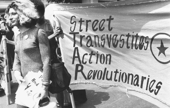 Sylvia Rivera and Marsha P. Johnson co-founded Street Transvestites Action Revolutionaries (STAR), with the main objective of providing shelter to homeless trans people