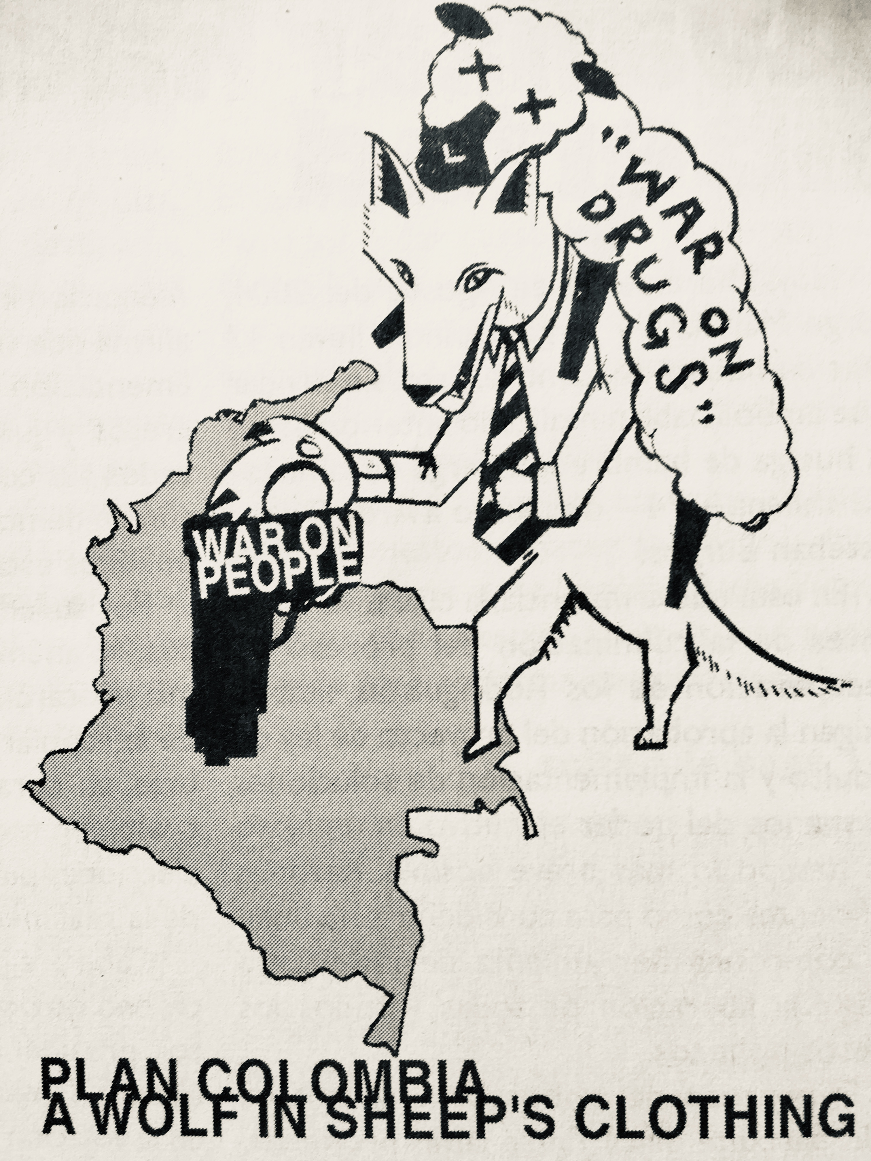 Plan Colombie - Wolf in sheeps clothing